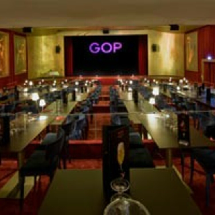 GOP Variety Theatre Munich